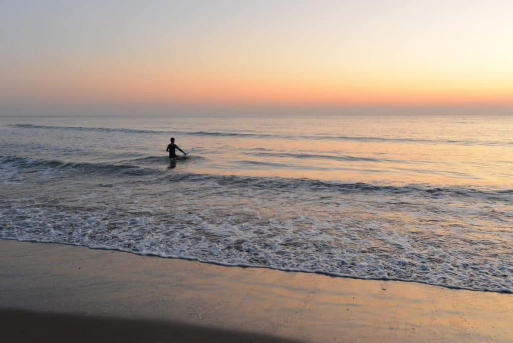 サーフィンするなら千葉?