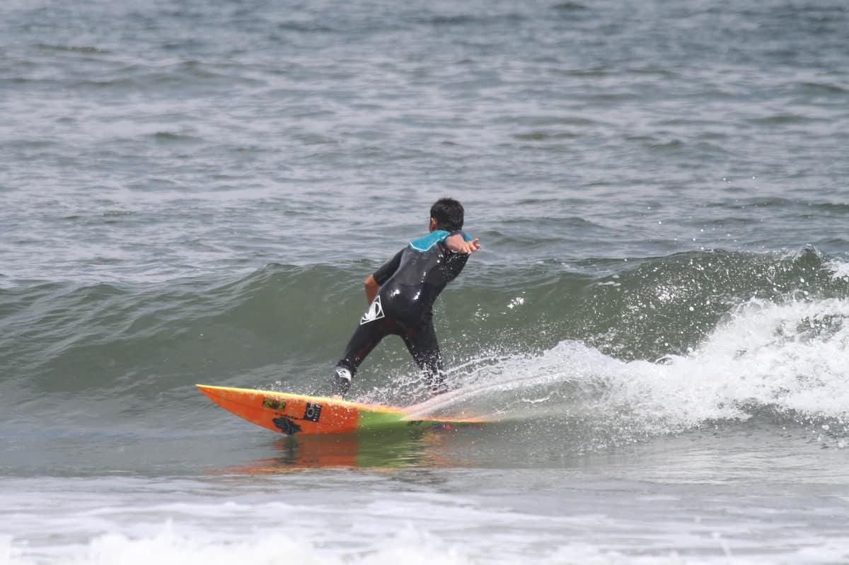 波のサイズ2